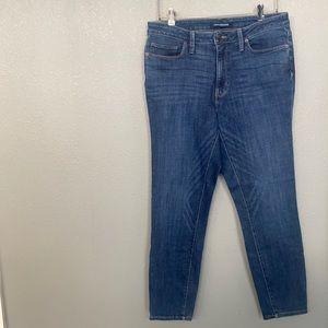 NWT Calvin Klein skinny jeans size 12